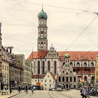 Umzug Berlin Augsburg