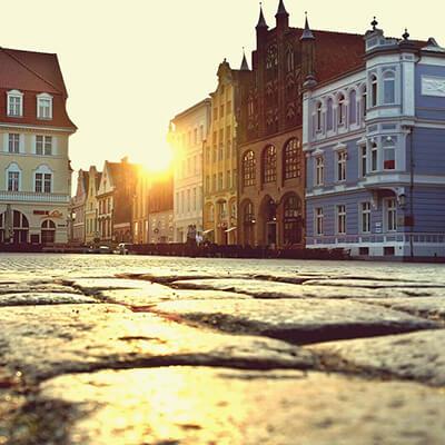 Umzug Stralsund